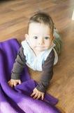 dziecko brzuch Zdjęcia Royalty Free