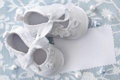 dziecko buty Zdjęcie Stock