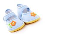 dziecko buty Obrazy Royalty Free