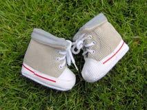 dziecko buty zdjęcie royalty free