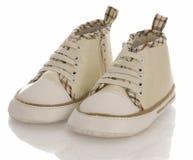 dziecko buty dziecięcy działający Obraz Stock