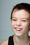 Dziecko chłopiec Fotografia Stock