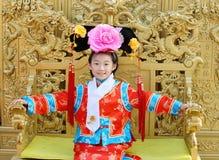 dziecko chińczyk Fotografia Stock