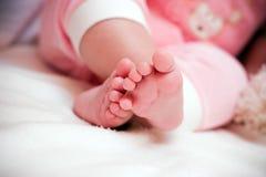 dziecko cieki Zdjęcia Stock