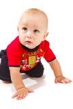 dziecko cukierki Zdjęcia Royalty Free