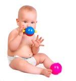 dziecko cukierki Obrazy Stock