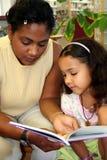 dziecko do biblioteki Zdjęcie Stock