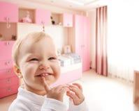 dziecko do domu Obraz Stock