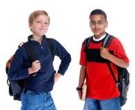dziecko do szkoły Fotografia Royalty Free