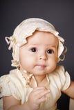 dziecko dosyć Zdjęcia Royalty Free