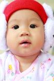 Dziecko dziewczynki Śliczny portret obraz royalty free