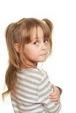 dziecko emocje Fotografia Stock