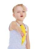 Dziecko fotografii studio Fotografia Royalty Free