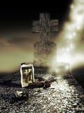 Dziecko grób Fotografia Stock