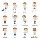 dziecko iii ilustracja wektor