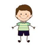 Dziecko ikony wizerunek Obrazy Stock