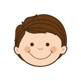 Dziecko ikony wizerunek Obraz Stock