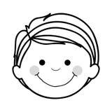 Dziecko ikony wizerunek Fotografia Royalty Free
