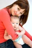dziecko jej matka obrazy royalty free