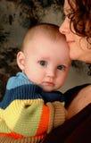 dziecko jest ochrona Fotografia Stock