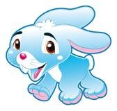 dziecko królik Obrazy Royalty Free