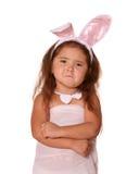 dziecko królika zabawne Obrazy Royalty Free