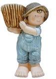 Dziecko lal rzeźba Zdjęcia Stock