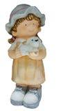 Dziecko lal rzeźba Obrazy Royalty Free