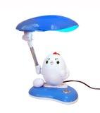 dziecko lampa s Zdjęcie Royalty Free