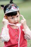 dziecko lekarka Zdjęcie Royalty Free