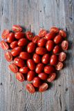 Dziecko śliwkowi pomidory Obrazy Stock