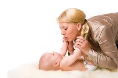 dziecko matka obrazy royalty free