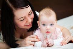 dziecko matka zdjęcia royalty free