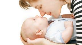 dziecko matka obrazy stock