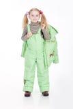 dziecko moda Obraz Royalty Free