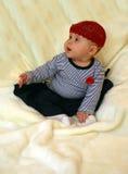dziecko model Zdjęcia Stock