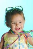 dziecko modny Zdjęcia Royalty Free