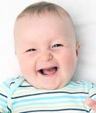 Dziecko na plecy Zdjęcie Stock