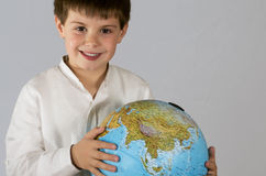 Dziecko nauka Obraz Stock