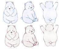 dziecko niedźwiedzie Fotografia Royalty Free