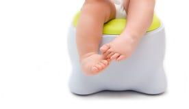 dziecko nogi s Zdjęcie Stock