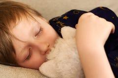 dziecko odpoczynek Zdjęcie Stock