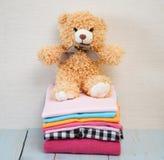 Dziecko Odziewa fotografia stock