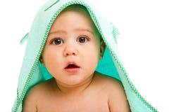 dziecko okaleczający obraz stock