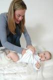dziecko opieki Zdjęcie Royalty Free