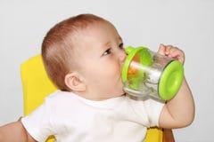 dziecko pół litra Zdjęcia Stock