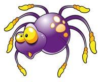 dziecko pająk Zdjęcia Royalty Free
