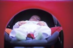 dziecko śpi Fotografia Royalty Free