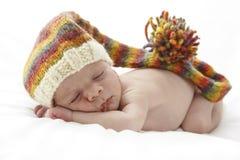 dziecko śpi dziecko Zdjęcie Royalty Free