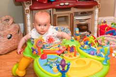 dziecko piechur zdjęcia royalty free